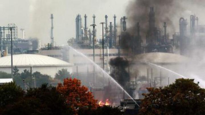 Explozie PUTERNICĂ la o fabrică de produse chimice din Uzbekistan