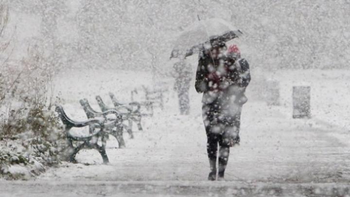 VREME EXTREMĂ. În Italia a început deja ninsoarea
