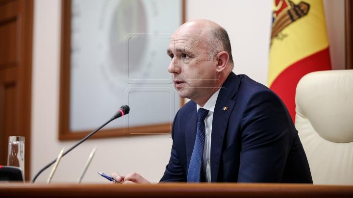 Pavel Filip: Procesul de implementare a Programului cu FMI va fi tratat cu cea mai mare atenţie şi responsabilitate