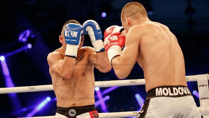 """Scorohod se va confrunta cu Nosov la turneul de lupte în cuşcă """"Eagles Fighting Championship"""""""