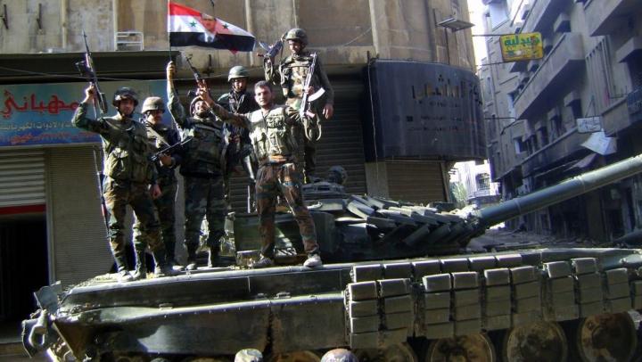Armata siriană a lansat ATACURI CHIMICE, ucigând proprii cetăţeni, printre care şi copii