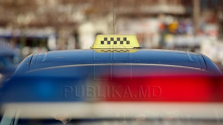 Razii de amploare în Capitală: Peste 20 de taximetriști, trași pe dreapta în sectorul Buiucani