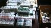 Contrabandă de țigări din Moldova peste frontiera română
