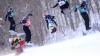 Pierre Vaultier şi Michela Moioli au câştigat etapa Cupei Mondiale de snowboard cross