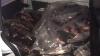 Tone de carne și sute de kg de pește viu, fără acte de provenienţă, urmau să ajungă pe tarabele pieţelor din Capitală
