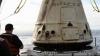 O capsulă a SpaceX cu încărcătură pentru NASA, recuperată după ce a amerizat în Pacific