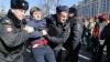 Principalul opozant al Kremlinului, Aleksei Navalnîi, a fost REŢINUT de autorităţile de la Moscova