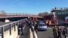 Italia: ACCIDENT CUMPLIT. Cel puţin doi morţi şi doi răniţi, în urma prăbuşirii unui pod pe o autostradă (VIDEO)