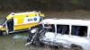 GRAV ACCIDENT în raionul Căuşeni. Unul dintre şoferi ar fi adormit la volan. Care este starea pasagerilor
