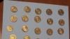 CAPTURĂ URIAȘĂ. Monede din aur, vechi de până la 150 de ani, descoperite pe aeroportul din Capitală