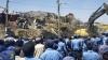 Alunecare de teren la o groapă de gunoi: Cel puțin 40 de oameni au murit, iar alţii au fost răniți