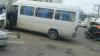 GRAV ACCIDENT în Capitală, cu implicarea a trei vehicule, printre care un microbuz şi o ambulanţă