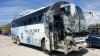 TRAGEDIE: Zeci de morţi şi răniţi, după ce un autobuz a spulberat mulțimea (VIDEO)