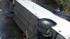 ACCIDENT GRAV! Cel puțini 18 oameni au murit, după ce autocarul în care se aflau a căzut într-o prăpastie (VIDEO)