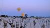49 de răniţi după ce trei baloane cu aer cald au aterizat forţat în centrul Turciei