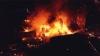 Carolina de Nord: Un bloc de locuit, aflat în construcţie, a fost mistuit de flăcări violente (VIDEO)