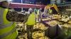 Imagini INCREDIBILE! Ce au găsit în pământ muncitorii care construiau un bloc (FOTO)
