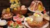 Încep pregătirile pentru masa de Paşte. Moldovenii cumpără produsele necesare