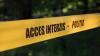 """Sinucidere dubioasă la """"Barza Gri"""": Un bărbat din Capitală s-ar fi împușcat în cap. Cadavrul, găsit în casă"""