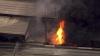 PUBLIKA WORLD: Autostradă prăbușită în urma unui incendiu în SUA