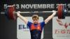 Premieră! Campionatele Europene de haltere vor avea loc la Chişinău în 2019