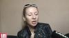 NO COMMENT! O femeie din Capitală BEATĂ CRIŢĂ s-a dat în spectacol chiar la Inspectoratul de Poliţie (VIDEO)