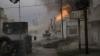 Explozii puternice la Mosul: Cel puțin doi oameni au murit , iar alte zeci de persoane au fost rănite