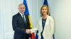 Progresele Republicii Moldova, discutate de Pavel Filip cu şefa diplomaţiei europene (FOTO/VIDEO)