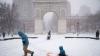 Un val de frig a lovit estul SUA! Autorităţile au emis alertă de viscol
