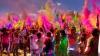 """Explozie de culori în India. Hindușii celebrează festivalul primăverii """"Holi"""""""