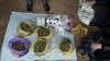Percheziţii de amploare în raionul Ungheni. Şapte persoane, reţinute pentru prepararea drogurilor (FOTO)