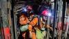China: 17 morți în urma căderii unui lift într-o mină (FOTO)