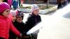 Copiii unei grădiniţe din Capitală, instruiţi de pompieri în prevenirea incendiilor
