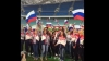 Vedetele estradei ruseşti pregătesc un videoclip pentru susţinerea naţionalei Rusiei la Mondialele din 2018