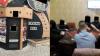 Jocuri de noroc organizate clandestin într-un cazino din Capitală. Poliţiştii au efectuat percheziţii (VIDEO)