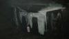 ACCIDENT DE GROAZĂ la Donduşeni: Doi morţi, după ce maşina în care se aflau s-a ciocnit într-un copac și a luat foc