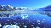 Topirea gheții arctice, provocată în proporție de până la 50% de oscilații naturale ale climei