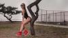 SEXY şi SENZAŢIONALĂ! Tânăra din Moldova care a luat medalia de bronz la o competiţie de body building (VIDEO)