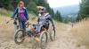 Handicapul, o boală mintală! Stacy Kohut şi-a bătut propriul record pe un traseu de mountain-bike