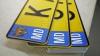 BOSS, STAS 099 sau Nr. 1! Moldovenii cheltuiesc MII DE LEI pentru plăcuțe de înmatriculare personalizate