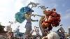 """Mult fast și voie bună! Festivalul """"Las Fallas-Festivalul Focului"""" în oraşul spaniol Valencia"""