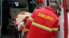 Intervenție SMURD în nordul țării! Un bărbat, transportat de urgență la Chișinău (VIDEO)