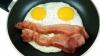 STUDIU: Şunca grasă şi ouăle prăjite, cel mai sănătos mic dejun