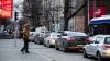 InfoTrafic: Străzile pe care se circulă cu dificultate şi unde vor avea loc lucrări de aplicare a marcajului rutier