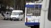 InfoTrafic: S-a rupt un fir la o linie de troleibuz din Capitală! Pe ce străzi se circulă cu dificultate