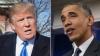 Donald Trump aduce NOI ACUZAŢII în adresa fostului preşedinte al SUA Barack Obama