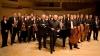 """Doi instrumentişti din renumita Orchestră Simfonică """"Virtuozii Moscovei"""" au oferit un master-class"""