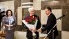 Maestrul Eugen Doga și-a aniversat ziua de naștere la Parlament (FOTOREPORT)