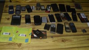 Mai multe obiecte interzise urmau să ajungă la deţinuţii din Penitenciarul nr. 3 Leova