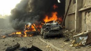 ATAC SÂNGEROS: Peste 100 de civili au fost ucişi de o explozie la Mosul